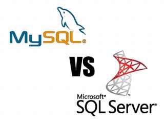 MySQL vs SQL