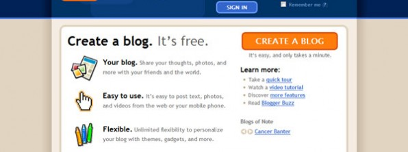 Create Free Blogs