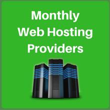 monthly-web-hosting