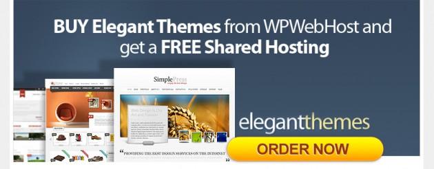 Elegant Themes WPWebHost
