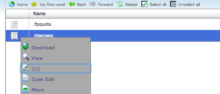 Dropbox Custom Domain - Create htaccess