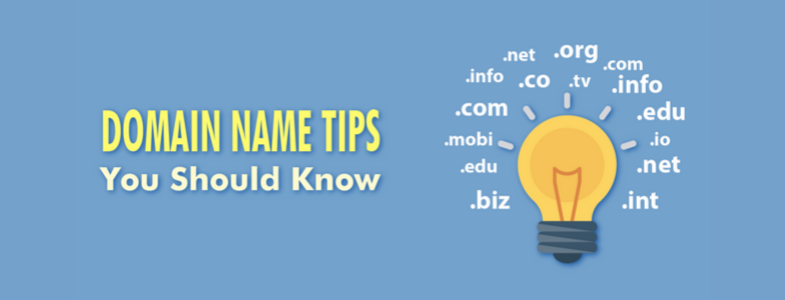 13 Domain Name Tips You Should Know Before Buying A Domain 1